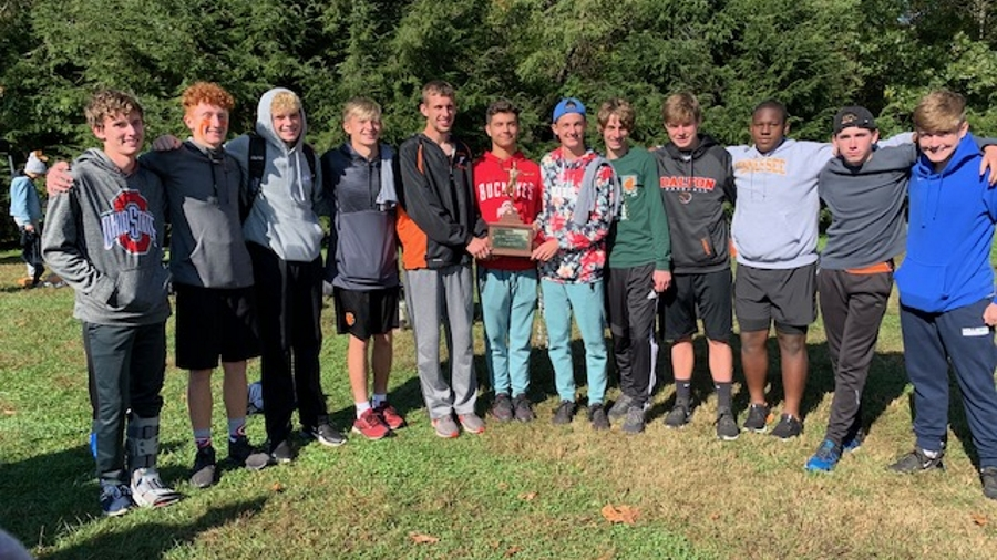 Dalton Boys Cross Country