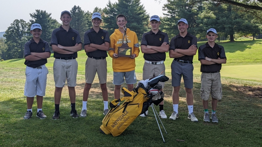 Waynedale Boys Golf